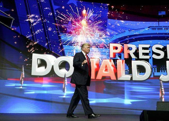 Trump raises $102 million to prepare for 'revenge' - Corriere.it