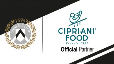 Photo of UDINESE and CIPRIANI, PARTNERS OF THE MARCH OF EXCELLENCE