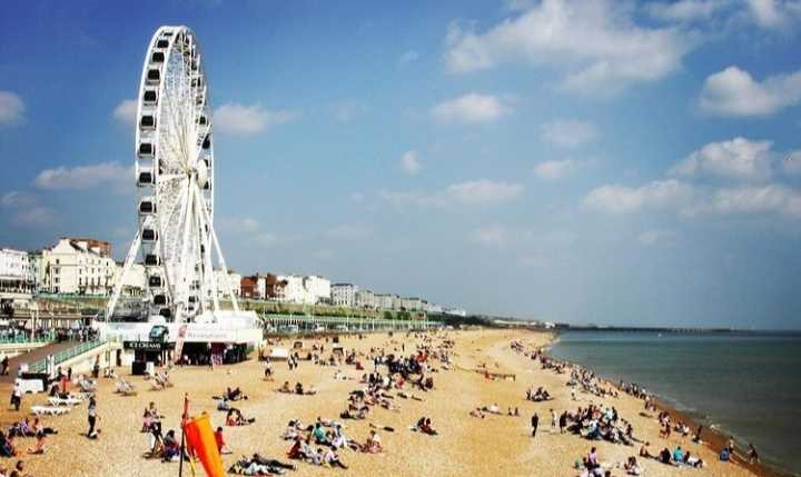 UK temperatures rise due to climate change: 40 degrees in summer