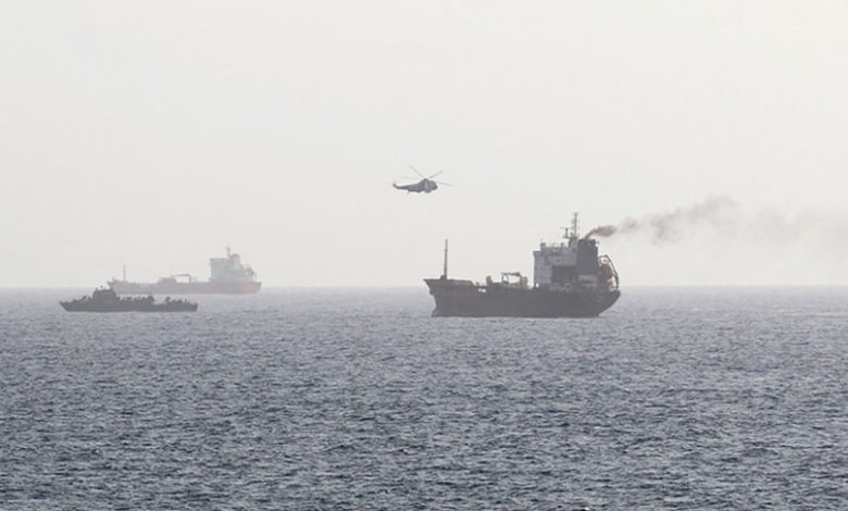 What is happening in the Gulf of Oman, 6 oil tankers have lost control