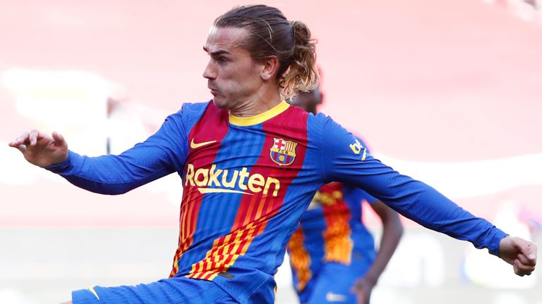 Antoine Griezmann: Atletico Madrid agree with Barcelona on the return of the French striker