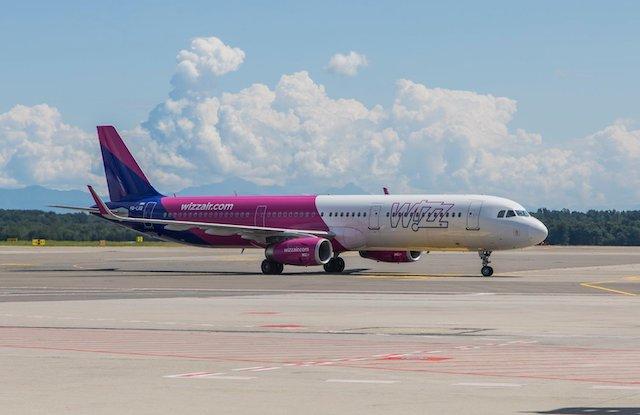 "Malpensa, journalist Savini: ""A hallucinatory experience with Wizz Air"""