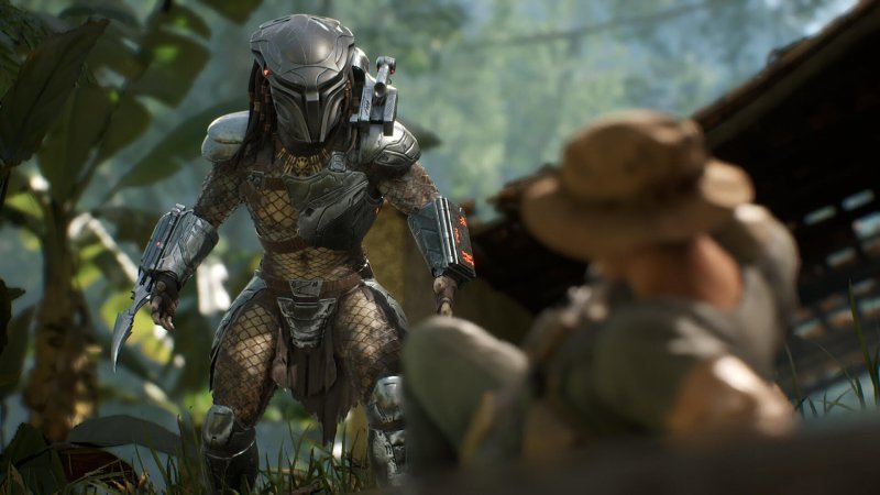Predator: Hunting Grounds is an asymmetrical multiplayer shooter game