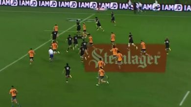 Photo of Highlights of the All Blacks' victory over Australia