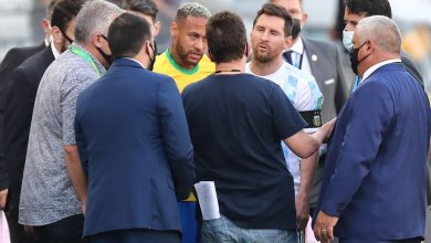 Photo of 2022 World Cup qualifiers, Brazil and Argentina, suspended: anti-Covid rules are not respected