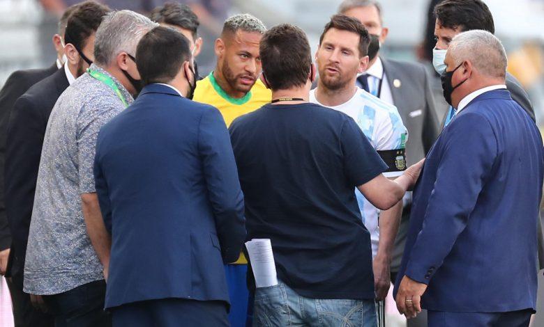 Qualificazioni Mondiali 2022: caos Covid, sospesa Brasile-Argentina
