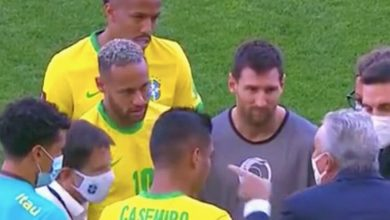 Photo of Exciting, Brazil and Argentina stop after 7′: What's going on