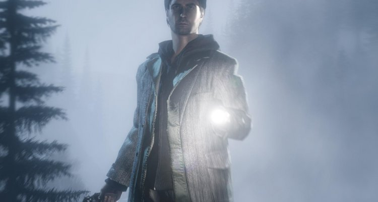 Alan Wake Remastered is official, announced by Remedy for this fall - Nerd4.life