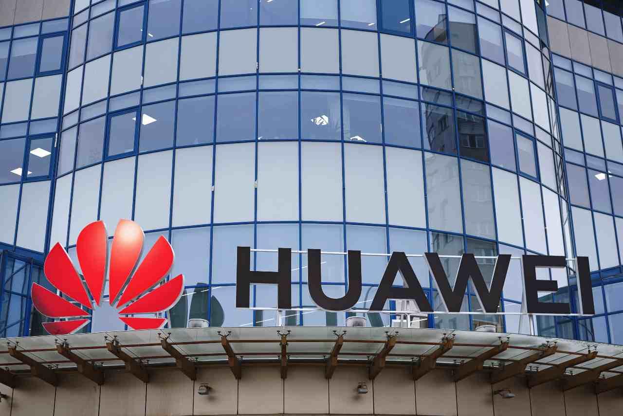 Huawei headquarters (Adobe Stock)