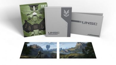 Photo of Halo Infinite, Art Book Deluxe and Standard Edition Unveiled – Nerd4.life