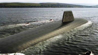 Photo of United kingdom.  BAE shipyard wins nuclear submarine contract in England (A. Martinengo)