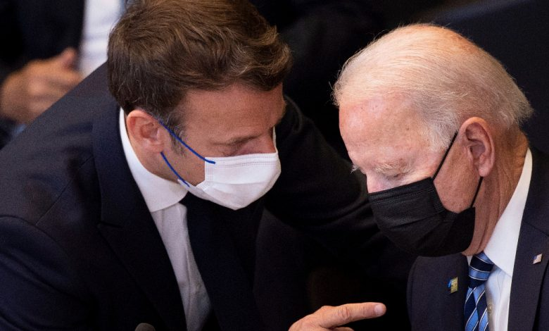 """The submarine crisis, towards an interview between Biden and Macron.  France: """"We want clarification.""""  Australia: 'Paris has learned of our reservations'"""