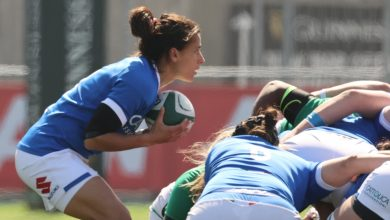 Photo of Six countries rugby |  Blue legend Baratine became the first Italian player to reach 100 appearances in 2021: Pianetta Striga
