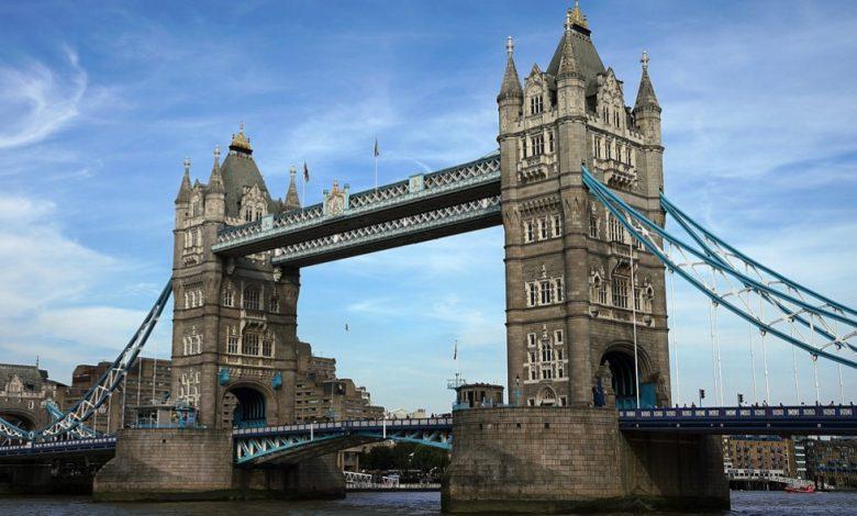 Il Tower Bridge a Londra (Pixabay)