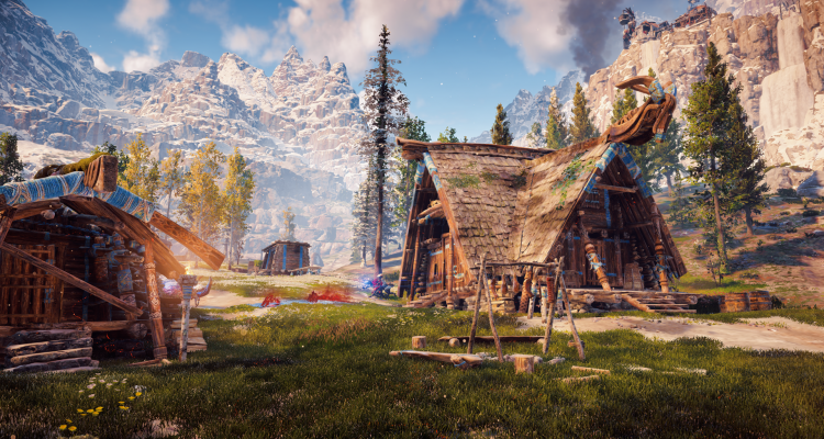 New game from the previous developers of Horizon Zero Dawn, Fable and Battlefield - Nerd4.life