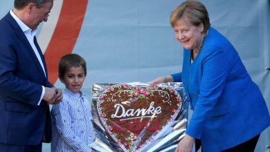 Photo of Angela Merkel's last plea: 'The country's stability is at stake with the vote'