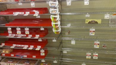 Photo of UK supermarkets: Empty shelves for Brexit and Covid