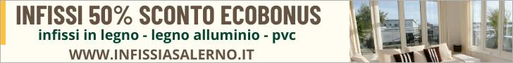 Fixtures in Salerno at 50% off ecobonus - free estimates