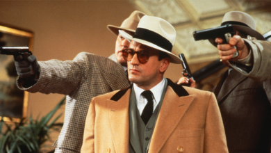 Photo of A look at Robert De Niro's transformation into Al Capone