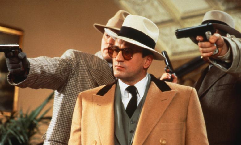 A look at Robert De Niro's transformation into Al Capone
