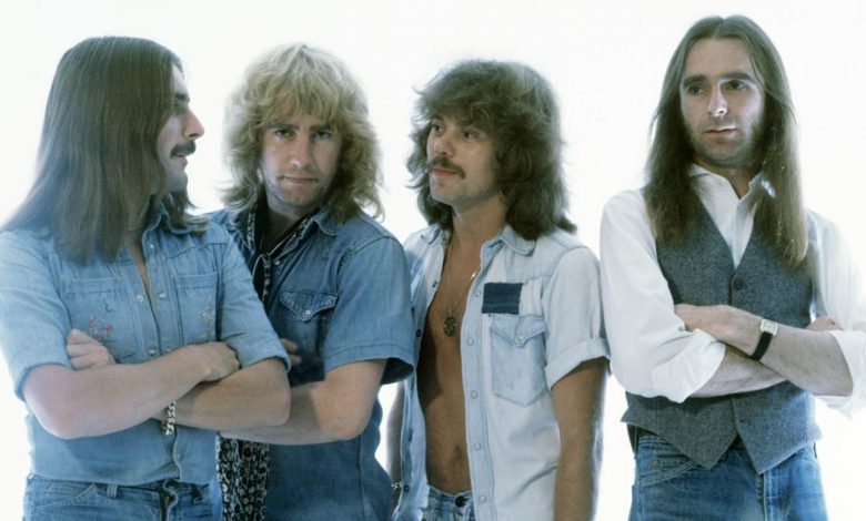 Alan Lancaster, founder of the rock band Status Quo ., has died
