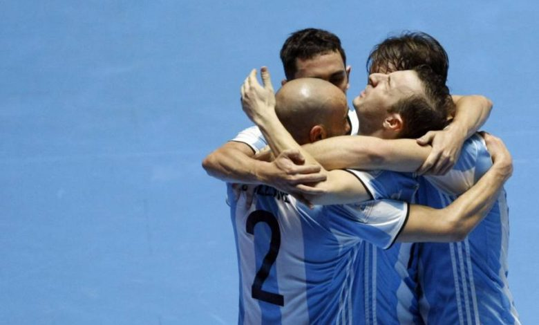 Argentina and Spain make the big sound in debut - OA Sport