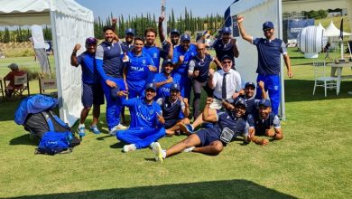 Photo of As Italy wins in cricket!  Beat the English masters at the European Championships in Malaga – OA Sport