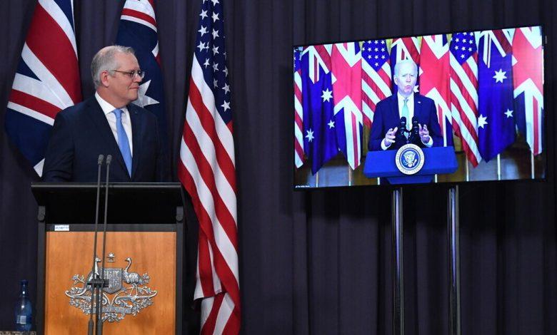 Australia feels threatened by China, and has every reason to do so