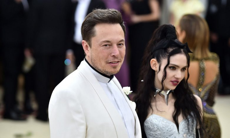 Elon Musk and singer Grimes split after three years