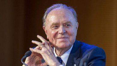 "Photo of Ennio Doris leaves Banca mediolanum.  general?  ""I am for mediation"""