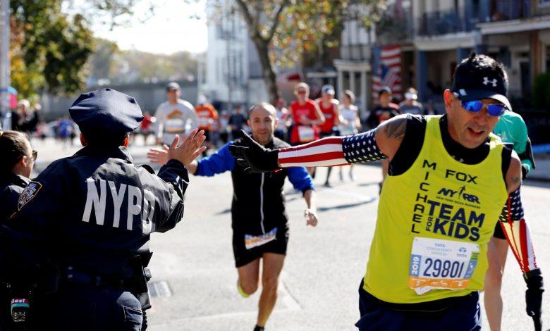 False restart of American marathons: New York unknown to European runners