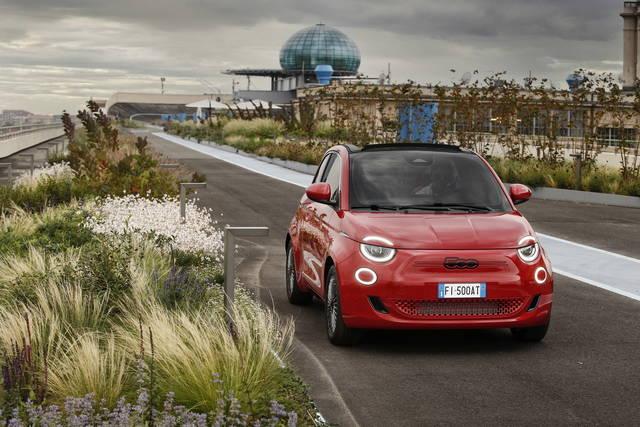 Fiat, la rivoluzione verde del Lingotto
