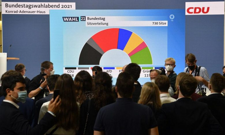 Germany's elections 2021, what will the government look like: scenarios