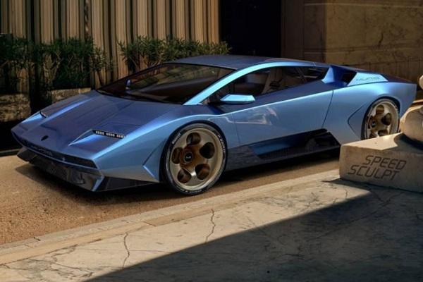 Una bella alternativa alla nuova Lamborghini Countach