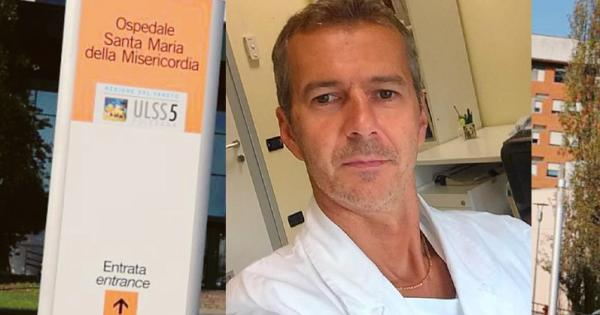 Here's the new chief physician: Hello Dr. Alessandro Pizzoli