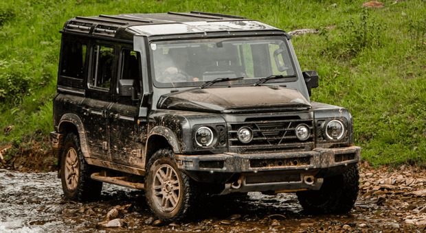 International Off-Road Show, appointment in Viareggio from October 15-17.  Dynamic debut in Italy for Ineos Grenadier