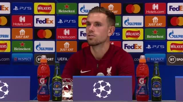 Liverpool-Milan, he almost made a mistake