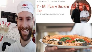 Photo of Marcianisano's touch at Australia's best pizzeria: win '48h'
