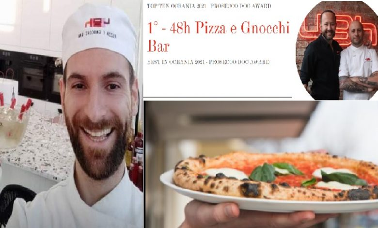 Marcianisano's touch at Australia's best pizzeria: win '48h'
