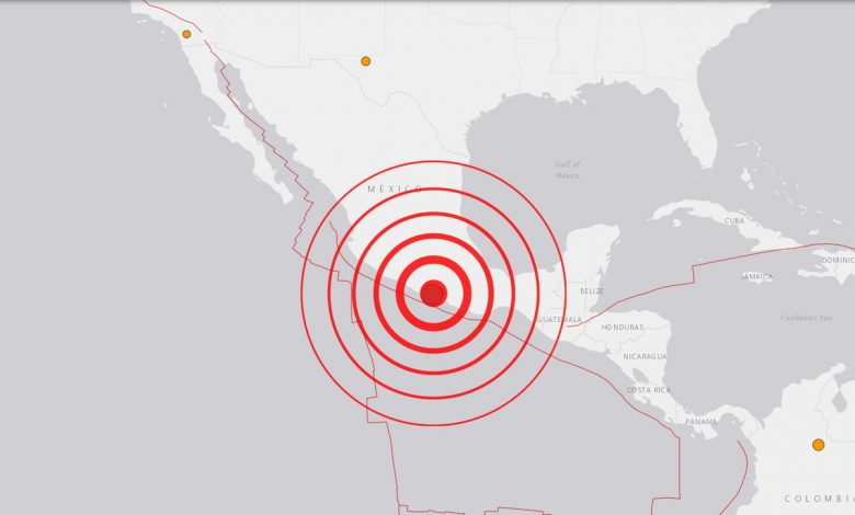 Maxi earthquake of magnitude 7 in Mexico: felt by residents of the capital too