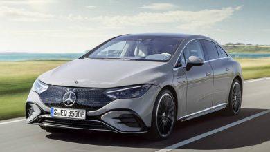Photo of Mercedes EQE: Don't call it mini-EQS