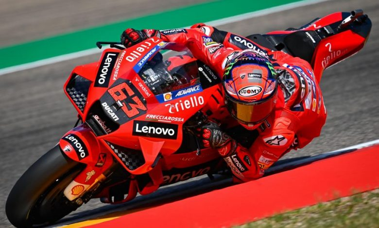 MotoGP, Ducati and the policy of small steps.  Now it's a truly complete bike - the OA Sport