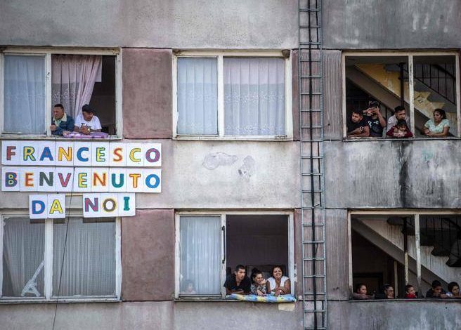 """""""No to ghettos, we need mutual trust, integrity and honest work"""" - Corriere.it"""