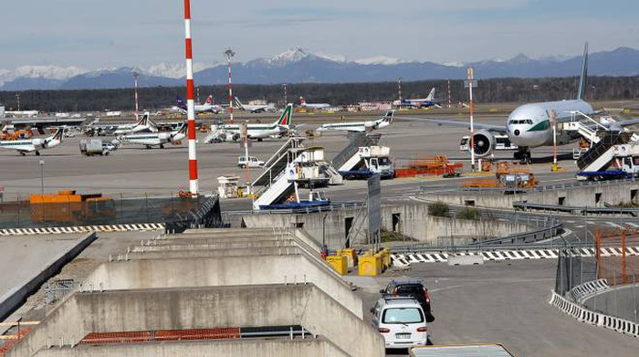Rabia Malpensa, flights to the UK remain in Linate.  Mayors in a revolution