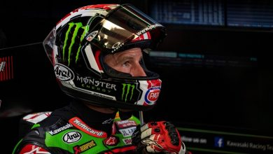 """Photo of SBK Magny Cours, Rea: """"It's not easy being the only Kawasaki out there"""""""