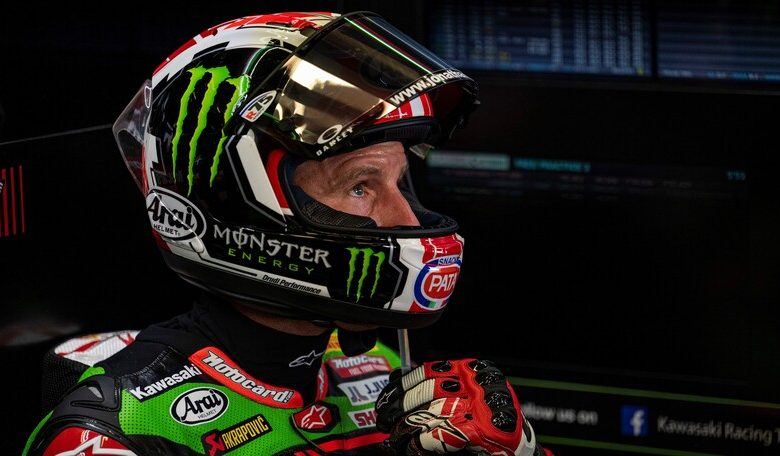 """SBK Magny Cours, Rea: """"It's not easy being the only Kawasaki out there"""""""