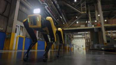 Photo of Spot, the four-legged robot, is the new guardian of the Kia plant