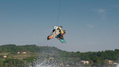 Photo of Stefano James Comolo, from Viverone to the USA for the World Surfing Championships – Newsbiella.it