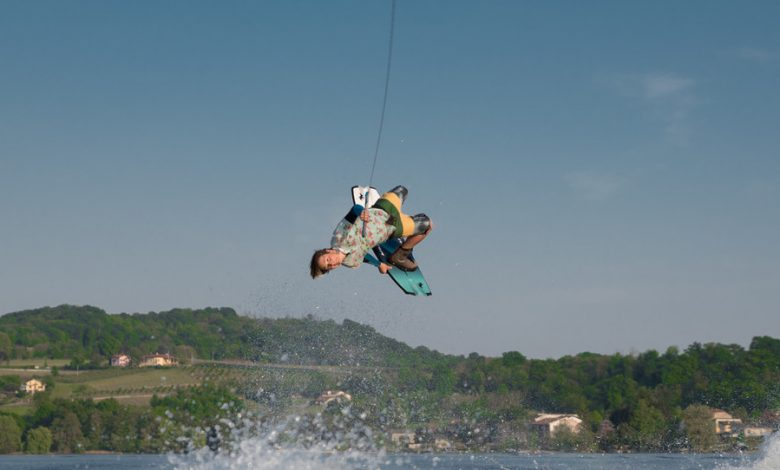 Stefano James Comolo, from Viverone to the USA for the World Surfing Championships - Newsbiella.it