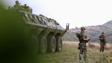 Photo of Tensions with Serbia, NATO intensifies patrols